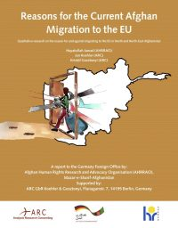 Reasons for the Current Afghan Migration to the EU
